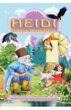 Heidi, fetita muntilor - Johanna Spyri, Johanna Spyri