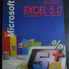 Excel 5.0 Cu Aplicatii In Management - Dan Somnea Mihai Calciu ,541056