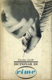 Nicolae Lazar - Dictionar de rime