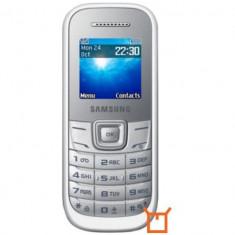 Samsung Keystone 2 Dual SIM GT-E1207Y Alb, Neblocat, NU