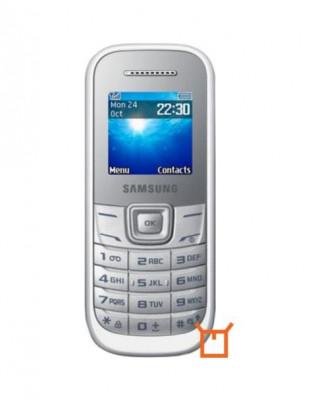 Samsung Keystone 2 Dual SIM GT-E1207Y Alb foto