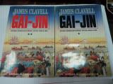 GAI - JIN  - JAMES CLAVELL - 2 volume