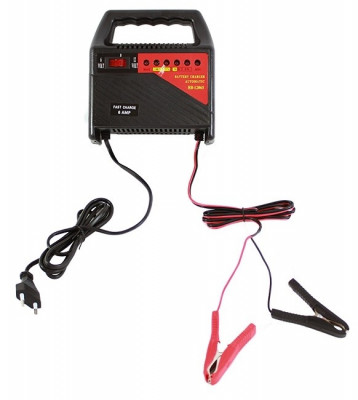 Redresor Auto Automat HB1206S 6V-12V foto