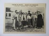 Carte postala necirc.Valenii de Munte/N.Iorga-Scoala misionare 1925,stare f.buna, Necirculata, Printata
