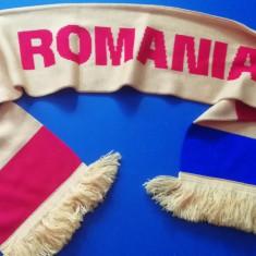 MCFA - FULAR DE COLECTIE - ECHIPA NATIONALA - HAI ROMANIA