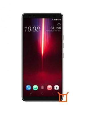HTC U12 Plus LTE 64GB Translucent Albastru foto