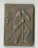 TRISTAO VAZ TEIXEIRA - Navigator - Explorator  - Medalie  RARA