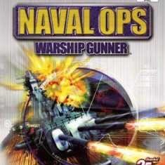 Naval Ops - Warship Gunner  - PS2 [Second hand], Simulatoare, 3+, Single player