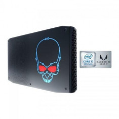 Mini PC Intel (NUC) Next Unit of Computing NUC8I7HVK2, AMD Radeon RX Vega M GH, Intel Core i7-8809G, No RAM, No HDD, No OS