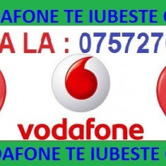 Cartele vodafone cu 100 min nationale si 1gb net