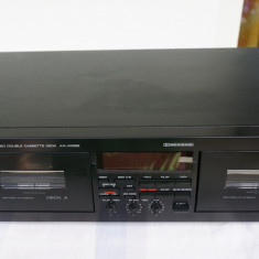 Dublu casetofon deck Yamaha KX-W582