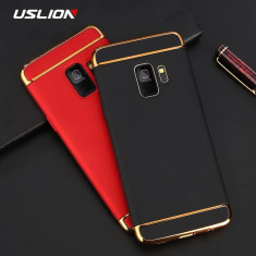 Husa / Bumper Luxury 3 in 1 Samsung S9 / S9 PLUS