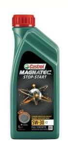 Ulei motor Castrol Magnatec C2 5W30 1L foto mare