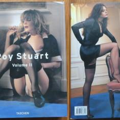 Album de fotografie Roy Stuart , Editura Taschen , fotografii cu tenta erotica