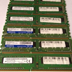 Memorie Ram 4 Gb DDR3 / 1600 Mhz PC3-12800U / Desktop / Testate