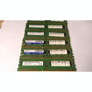 Memorie Ram 4 Gb DDR3 / 1600 Mhz PC3-12800U / Desktop / Testate