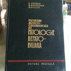 PROBLEME MEDICO-CHIRURGICALE DE PATOLOGIE HEPATO-BILIARA - I. JUVARA