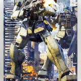 1/100 MG GM Command (Colony Type) (Model Kit)