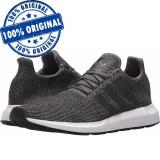 Pantofi sport Adidas Originals Swift Run pentru barbati - adidasi originali, 40 2/3, Negru, Textil
