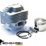 Set motor cu piston 52 CMC - 3CP motocoasa | Fuxtec | Timbertech | Rotfuchs |