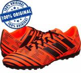 Pantofi sport Adidas Nemeziz 17.4 pentru barbati - adidasi originali - fotbal, 42