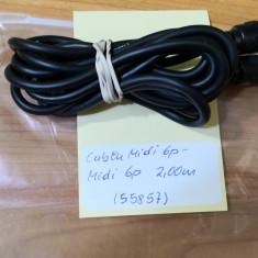 Cablu Din 6p - Cablu Din 6p 2,00m (55857)