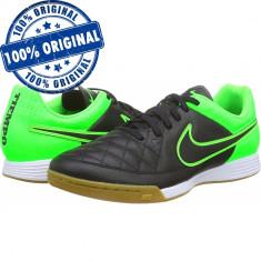 Pantofi sport Nike Tiempo Genio Leather pentru barbati - originali pt fotbal, 40