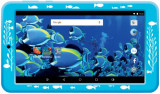 Tableta eSTAR FINDING DORY, Procesor Quad-Core A7 1.3GHz, Capacitive Touchscreen 7inch, 8GB, Wi-Fi, Android (Albastra)