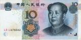 CHINA P-904(1) - 10 Yuan 2005 - Mao Tse-tung