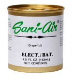 Odorizant lichid California Scents - Sani air 133 ml Grapefruit