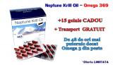 Neptune Krill Oil-Omega 369, 180+15 capsule cadou, transport gratuit
