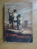 n3 Ultima Poveste - Radu Tudoran