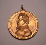 Medalie Alexandru Ioan Cuza 1906 Piesa de Colectie