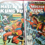 The Hands Of Shang-Chi, Master of Kung-Fu #87 & 110-Marvel Comics
