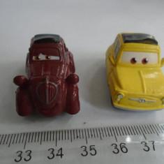 bnk jc  Disney Pixar Cars - lot 2 figurine