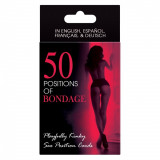 Joc 50 de pozitii Bondage - Sex Shop Erotic24