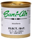 Odorizant lichid California Scents - Sani air 133 ml Woodlands