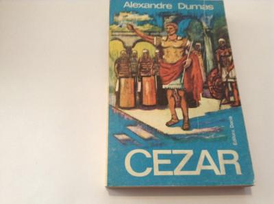 ALEXANDRE DUMAS - CEZAR-P1 foto