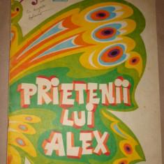 Prietenii lui Alex an1990/ilustratii/31pagini