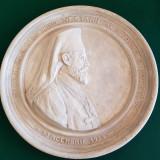 IOAN DIMITRIU BARLAD - MITROPOLITUL BUCOVINEI SI HOTINULUI-NECTARIE -1929 -ghips