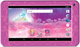 Tableta eSTAR PRINCESS, Procesor Quad-Core A7 1.3GHz, Capacitive Touchscreen 7inch, 8GB, Wi-Fi, Android (Roz)