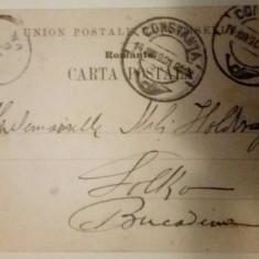Carte Poștală, Circulata, Fotografie