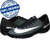 Pantofi sport Nike Mercurial X Victory 6 pentru barbati - adidasi originali, 40, 40.5, Negru