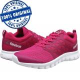 Pantofi sport Reebok Sublite XT Cushion 2.0 pentru femei - adidasi originali, 38, Roz, Textil