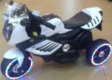 Motocicleta electrica 6v cu mp3 2-5 ani MT15
