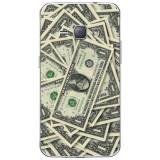 Husă Dollar Theme SAMSUNG Galaxy J1 2016, Alta, Silicon, Husa