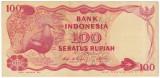 INDONEZIA 100 rupiah 1984 VF