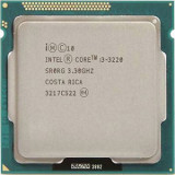 Procesor Intel Core i3 3220 3Mb Cache, 3.30 GHz, 55Wati, socket LGA 1155, 2