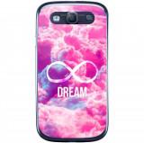 Husă Dream Samsung Galaxy S3 Neo I9301 S3 I9300, Silicon, Husa
