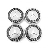 Set Capacele Jante Mercedes-Benz 68MM